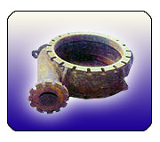 Wear Resistant Steels - Slurry Pump Casting